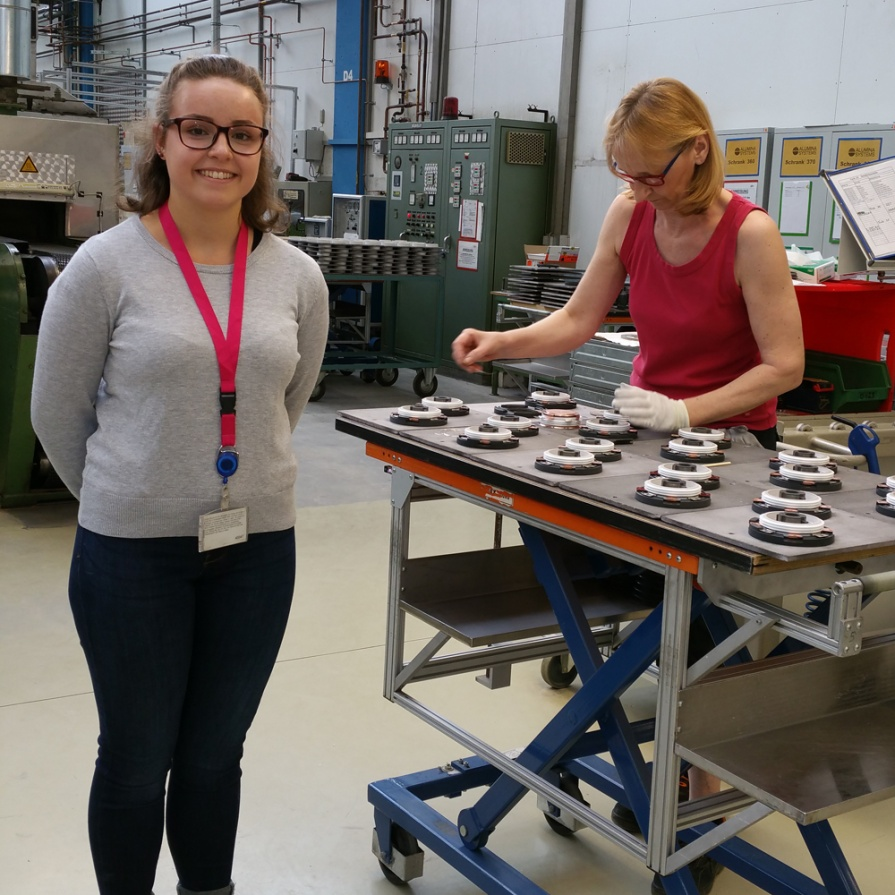 Girls' Day Alumina Systems GmbH